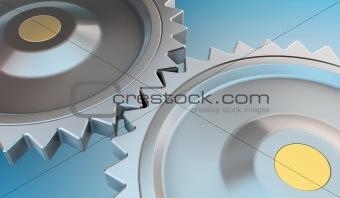 3d gears