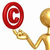 Balancing Copyright Symbol