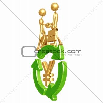 Green Business Yen
