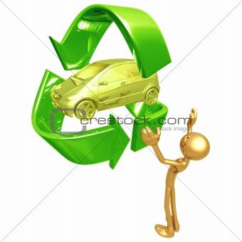 Green Automotive Concept