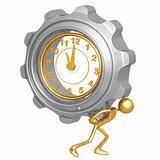 Time Gear Burden