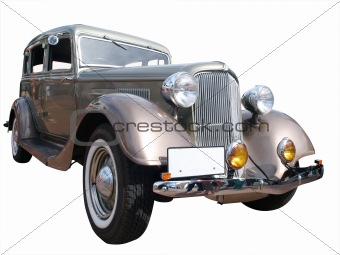 1934 vintage automobile