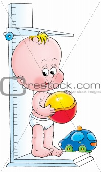 Baby's Height