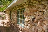 Stone house Arizona USA