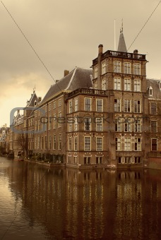 Postcard from The Hague