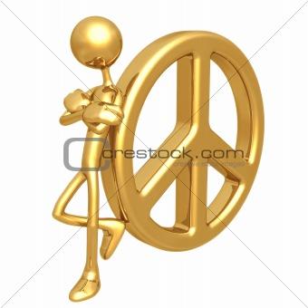 Attitude Lean Peace