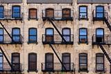 New York Tenement Building
