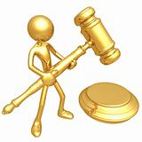 Judicial Gavel