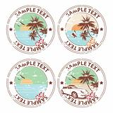 Holiday On The Beach Summer Emblem Collection