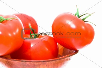 tomato in bowl 2