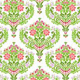Damask pattern