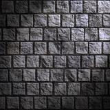 grunge cobblestone wall