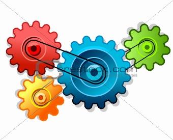 gears (VECTOR)