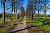 way in the park