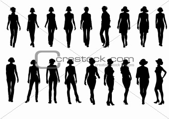 Body Shape Silhouette