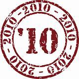 year stamp
