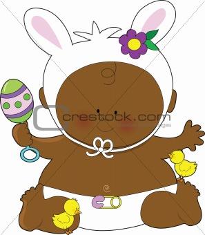 Baby Easter Black
