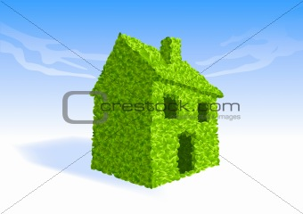 Green Living Home