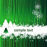 Christmas background with place for your text