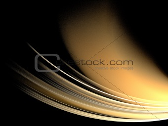 Abstract background. White - yellow palette.