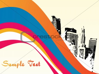 abstract background with place for text, design20