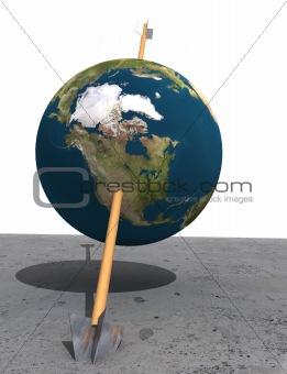 Earth hit
