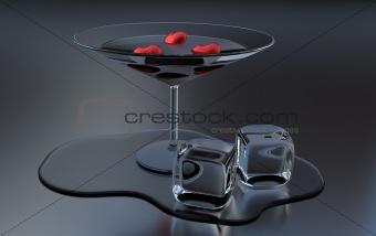 Valentine cocktail
