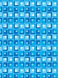 Blue Style Vector Pattern