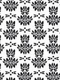 Damask foliage Pattern