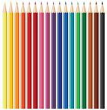 Colour pencil set