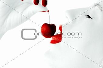Glamorous Cherry