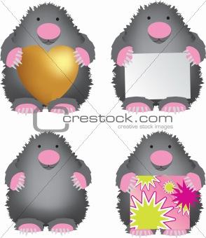 mole set