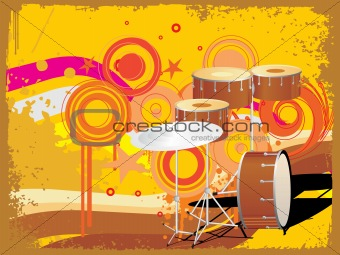 abstract background with place for text, design60