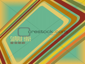 background with grunge effect and sample text