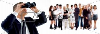 Search for businessteam