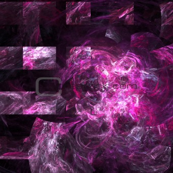 Abstract background. White - purple palette.