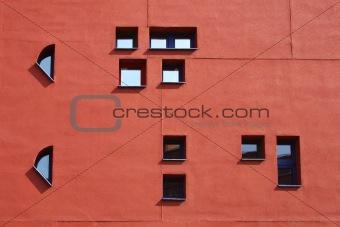 background facade