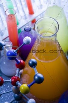 Molecular construction and laboratory