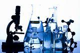 Microscope and atom