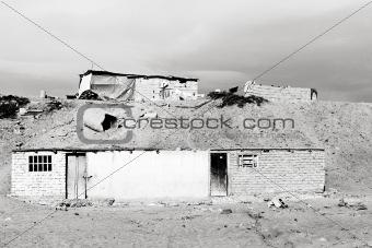 Shanty Houses in Peru