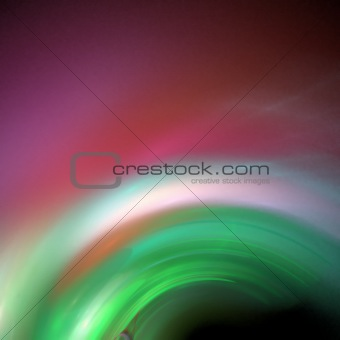 Abstract background. Green - purple palette.