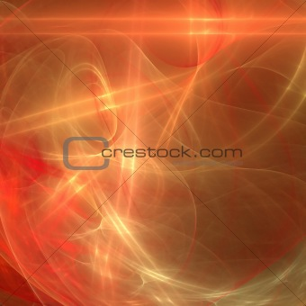 Abstract background. Orange - yellow palette.