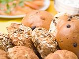 Delicious home made bread rolls