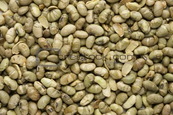 Dried Edamame Soy Beans