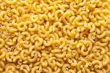 Dry Macaroni Noodles