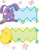 Easter Text Panels