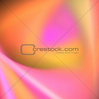 Abstract background. Pink - orange palette.
