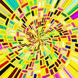 swirl tile pattern