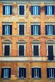 Italian facade