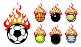 fireballs sport